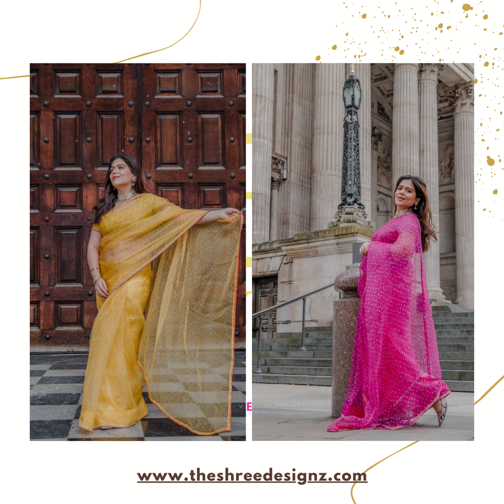 London Fashion Blogger reviews SHREE DESIGNZ