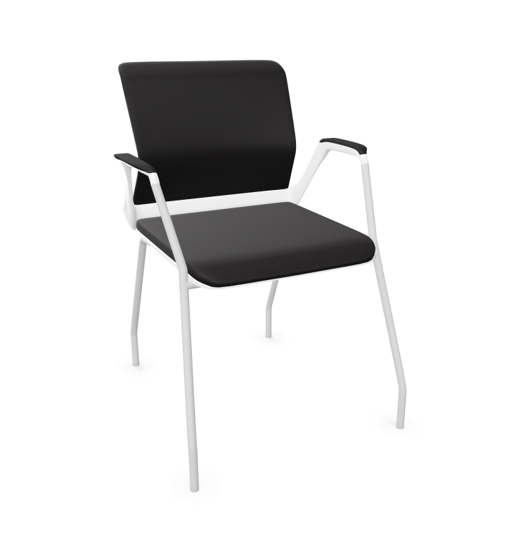 YOUTEAM FRAME CHAIR 4L MESH (4826225639561)