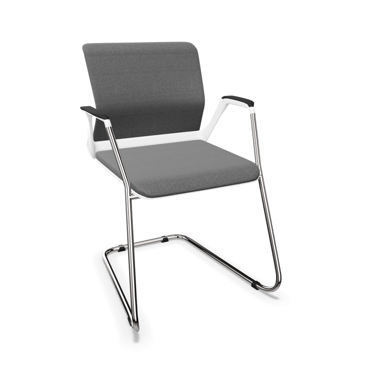 YOUTEAM FRAME CHAIR CF UPH (4826225967241)