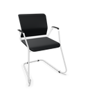 YOUTEAM FRAME CHAIR CF UPH STB (4826226196617)