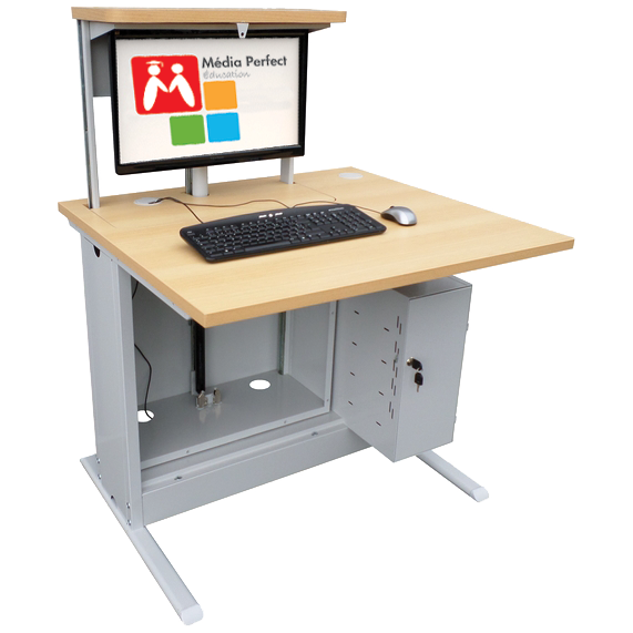 TABLE INFORMATIQUE - 70X70M (4657921032329)