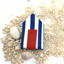 Load image into Gallery viewer, Beach Hut Brooch