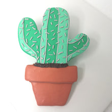 Load image into Gallery viewer, Nigel The Cactus Brooch