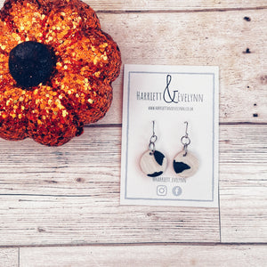Moonstruck Small Drop Earrings