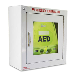 Zoll AED Plus with Standard Cabinet.
