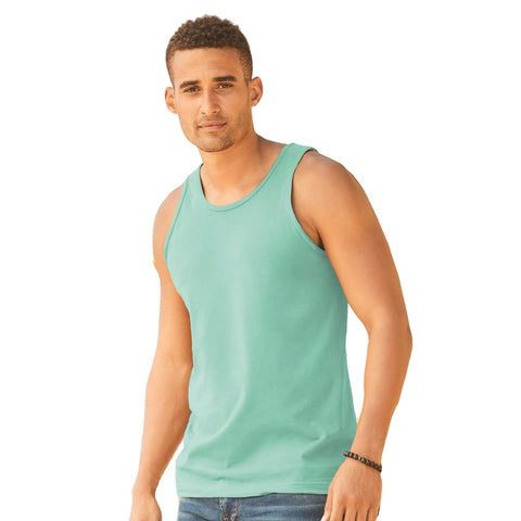 Classic Tank Top - 1307 - T-Shirt printing in Surrey, BC at VectorPrints.com