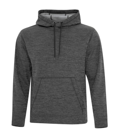 NEW! Dynamic Heather Fleece Hoodie - F2033 - T-Shirt printing in Surrey, BC at VectorPrints.com