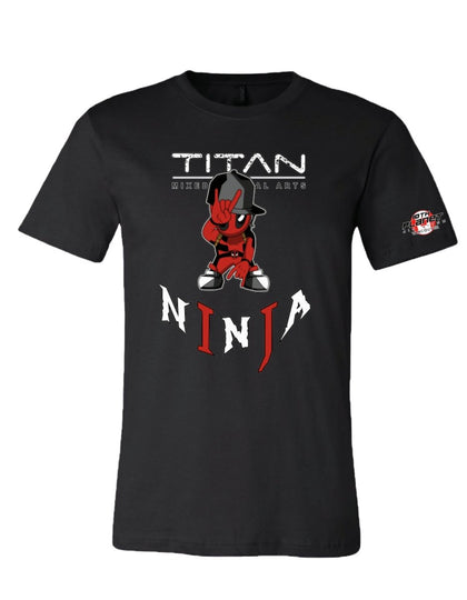Ninja Nicholson - T-Shirt printing in Surrey, BC at VectorPrints.com