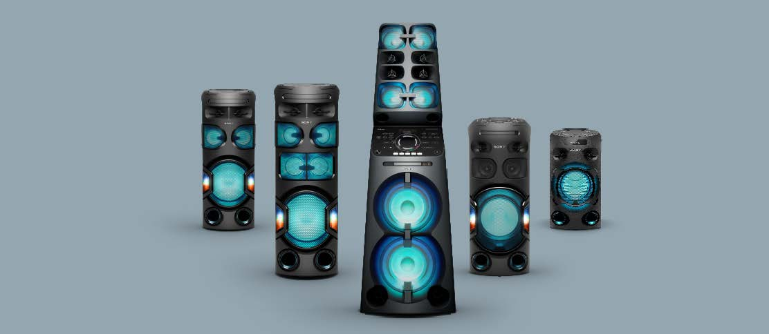 High Power Audio Systems