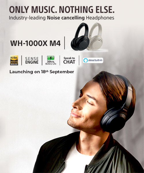 WH-1000XMe4 Banner