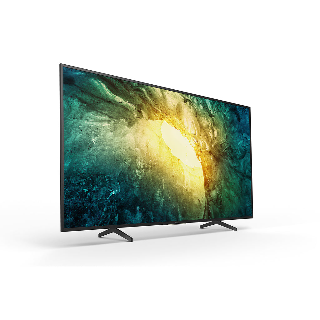 KD-55X7500H - Sony Bravia 139 cm Ultra HD Certified Android Smart
