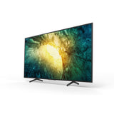 KD-55X7500H - Sony Bravia 139 cm Ultra HD Certified Android Smart LED TV  (Black)