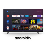 55X8000H - Sony Bravia 139 cm (55) 4K Ultra HD Smart Certified Android LED TV  (Black)