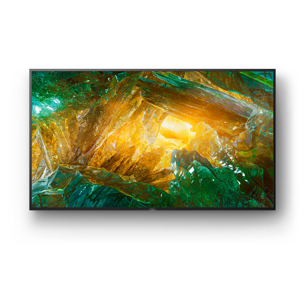 KD-55X8000H - Sony Bravia 139 cm (55) 4K Ultra HD Smart Certified Android LED TV  (Black)