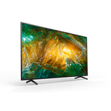 KD-65X8000H - Sony Bravia 164 cm Ultra HD Certified Android Smart LED TV  (Black)