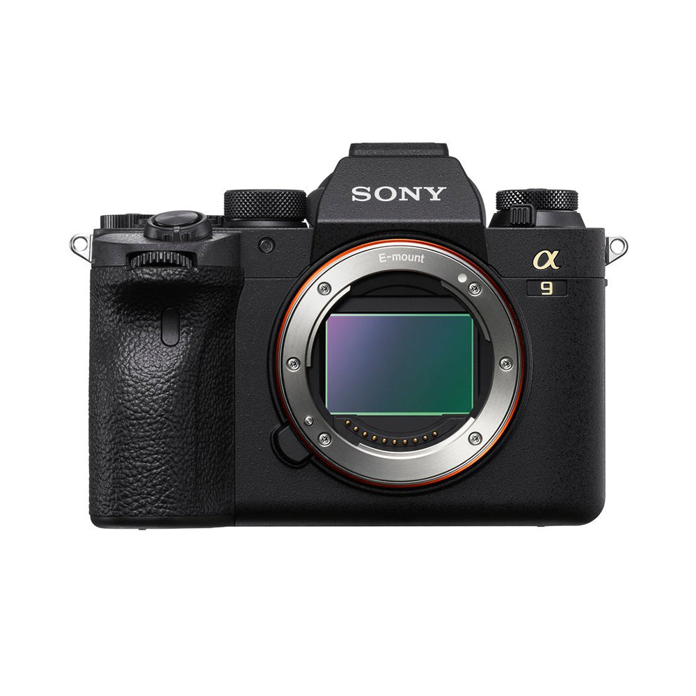 Alpha 9 II  full-frame mirrorless camera with pro capability