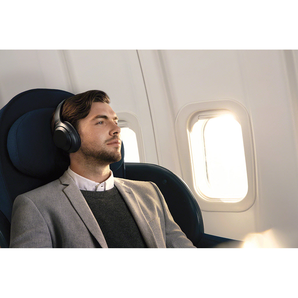 Sony WH-1000XM3 Wireless Industry Leading Noise Cancelling Headphones (Wireless Bluetooth Over The Ear Headphones with Mic,30 Hours Battery Life and Alexa Voice Control)