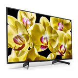 KD-49X8000G - Sony Bravia 123 cm (49) 4K UHD Certified Android LED TV  (Black)