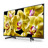 KD-43X8000G - Sony Bravia 108 cm (43) 4K Ultra HD Certified Android LED TV  (Black)