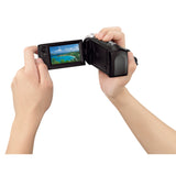 Sony HDR-CX405 Handycam with Optical SteadyShot