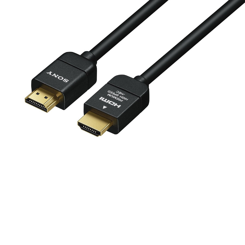 Premium High-Speed HDMI Cable with Ethernet