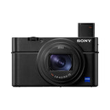Sony Compact DSC-RX100M7 Camera with 1.0-Type Stacked CMOS Sensor (Black)
