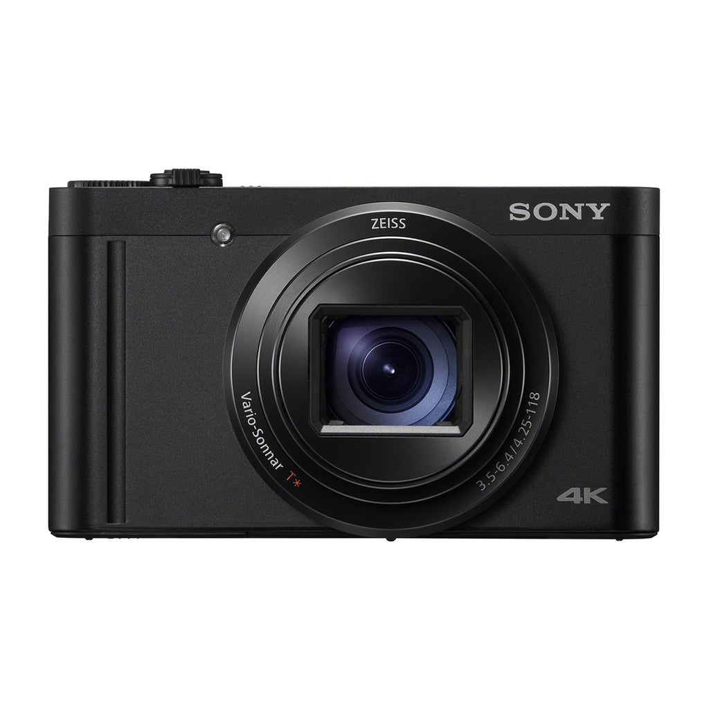 Sony Cybershot DSC-WX800 18.2MP Digital Camera (Black)