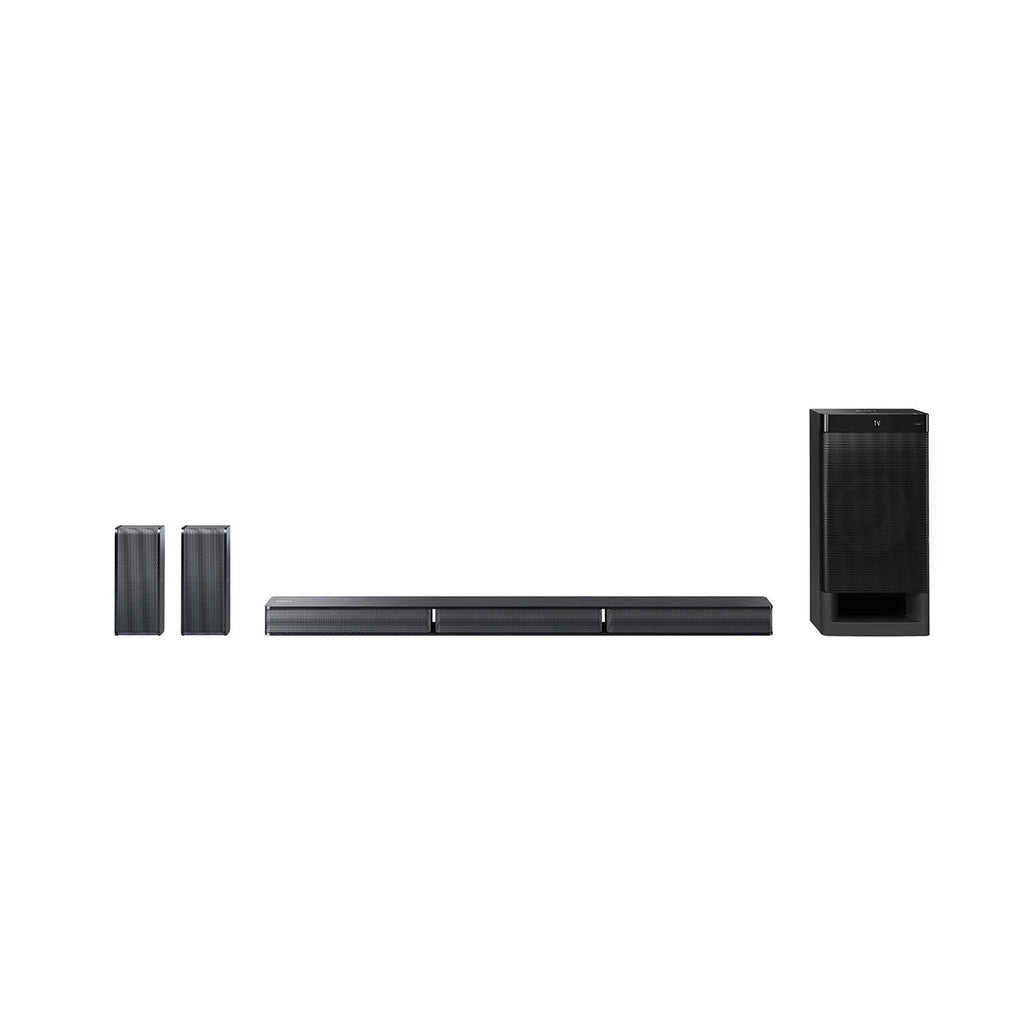 Sony HT-RT3 Sound Bar type Home Theatre System (Black)