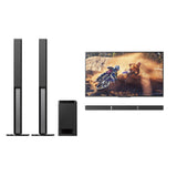 Sony HT-RT40 Real 5.1ch Dolby Digital Tall boy Soundbar Home Theatre System