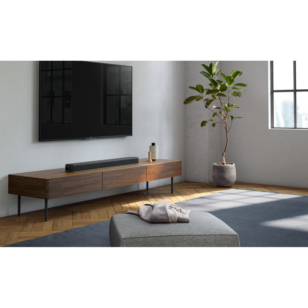 Sony HT-X8500 Single 2.1Ch Soundbar with Dolby Atmos and Built-in subwoofers - Black