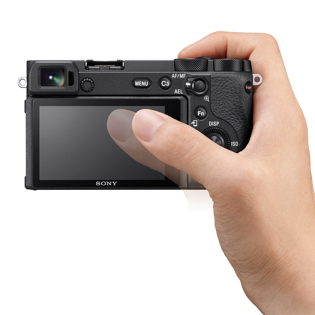 Sony Alpha ILCE-6600M 24.2MP Mirrorless Digital SLR Camera with 18–135 mm Zoom Lens (APS-C Sensor, Fastest Auto Focus, Real-time Eye AF and Real-time Tracking)