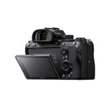 Sony Alpha ILCE-7 III K Full-Frame 24.2MP Mirrorless Digital SLR Camera with 28-70mm Zoom Lens (4K Full Frame, Real-Time Eye Auto Focus, Tiltable LCD, Low Light Camera) - Black