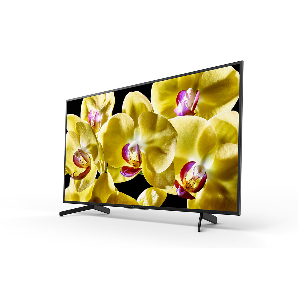 KD-55X8000G - Sony Bravia 138.8 cm (55) 4K Ultra HD Smart Certified Android LED TV  (Black)