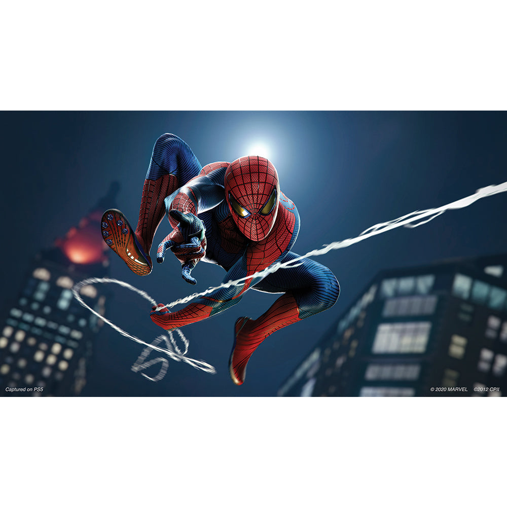 PS5 Marvel's Spiderman Miles Morales