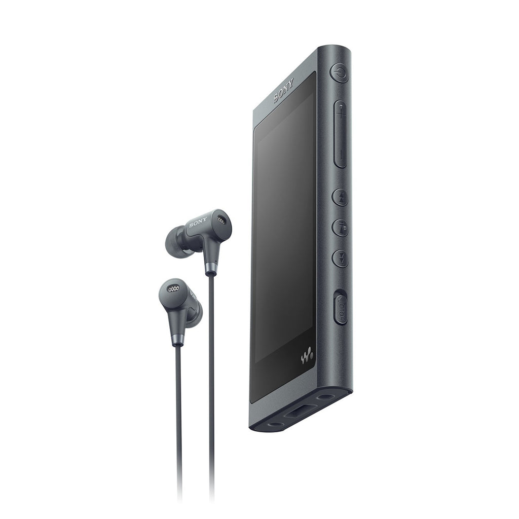 Sony NW-A55 Walkman with Hi-Res Audio, Touch Sensor, 26 Hours Battery Life - Black