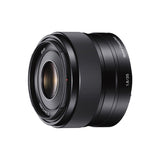 Sony E 35 mm F1.8 OSS E-mount Lens