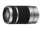 Sony AE SEL55210 55-210 mm F4.5-6.3 Telephoto Zoom Lens (Black)