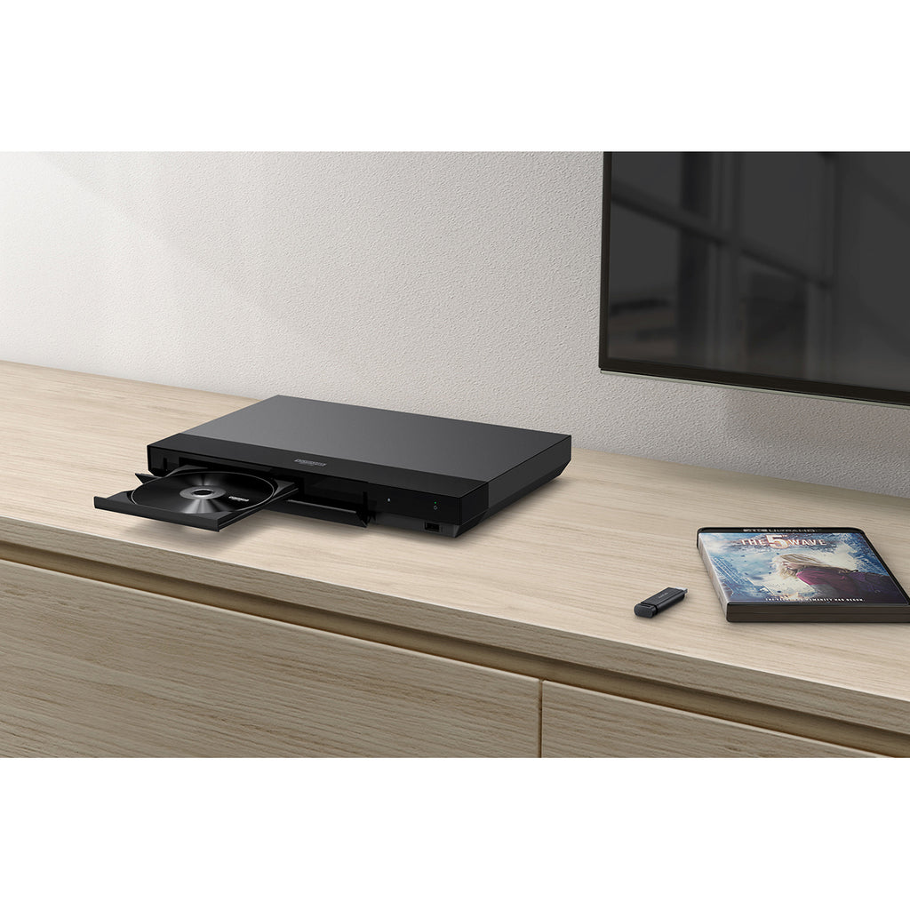 Sony UBP-X700 4K Ultra HD Blu-Ray Player (Black)