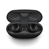 Sony WF-SP800N Truly Wireless Sports Noise Cancellation Extra Bass Bluetooth Earbuds/Headphones, True Wireless Earbuds with Mic for Phone Calls, 26 hrs Battery Life & Alexa Voice Control (Black)