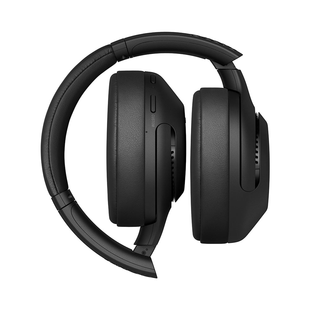Sony WH-XB900N Wireless Bluetooth Noise Cancelling Extra Bass Over The Ear Headphones with Mic, 30 Hours Battery Life, Alexa Voice Control and Touch Control and Quick Attention Mode