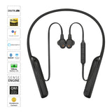 Sony WI-1000XM2 Wireless Neck-Band Noise Cancellation Hi-Res Headphones with Alexa - Black