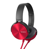 Sony MDR-XB450AP On-Ear EXTRA BASS Headphones with Mic