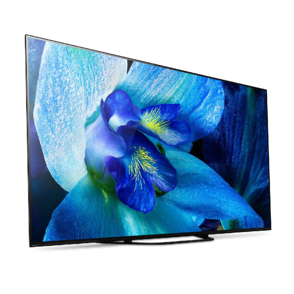 KD-65A8G - Sony Bravia 164 cm (65) 4K Ultra HD Certified Android Smart OLED TV  (Black)