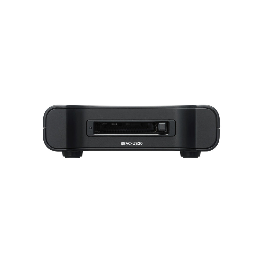 SBAC-US30 - SxS PRO+ and SxS-1 solid state memory USB 3.0 reader/writer