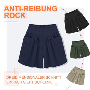 Hohe Taille Anti-Reibung Loser & Weicher Hot Pants