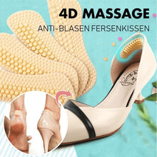 Laden Sie das Bild in den Galerie-Viewer, 4D Massage Anti-Blasen Fersenkissen