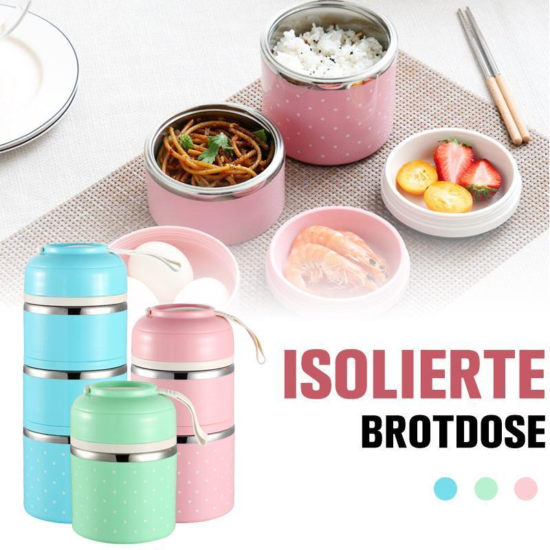 Isolierte Brotdose