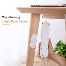 Laden Sie das Bild in den Galerie-Viewer, Der stanzfreie Wandbehang-Patch-Panel-Halter