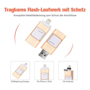 iFlash USB Drive für iPhone, iPad & Android
