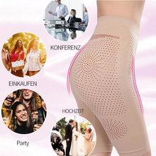 Laden Sie das Bild in den Galerie-Viewer, Damen Miederhose Hoch Elastisch Shapewear